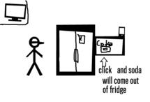 Vending Refridgerator