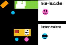 i notes