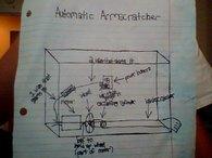 Automatic Armscratcher