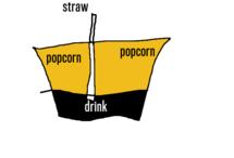 popcorn cup 2000