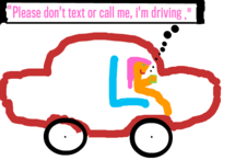 DTWD(Don't Text While Driving)