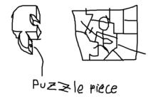 TV puzzle