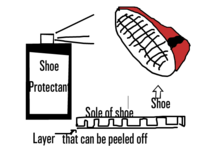 Shoe Protectant