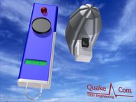 Solar Powered QuakeCom Emergency System